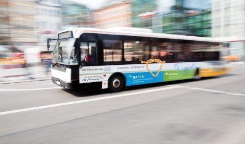 Änderungen Bus